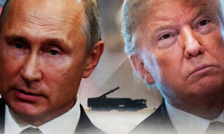Russia complies with United States in putting on hold INF nuclear rocket treaty
